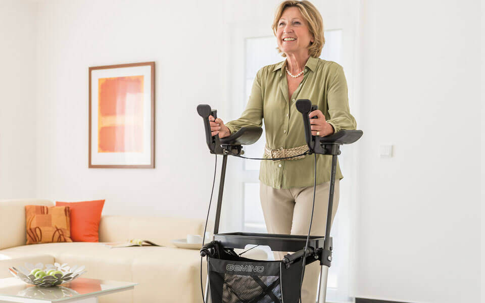 Perfect for Gait Training During Rehabilitation